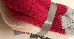 Fuzzy Socks 3-pack NWT cozy & soft Ellen Tracy Super soft! 3-pack Fuzzy Socks. T...