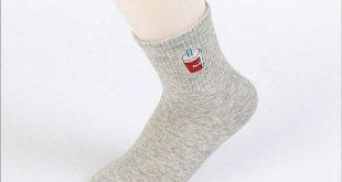 2018 Cotton Women'S Socks Meias Retro Embroidery Long Funny Socks Women Multicolor Sock
