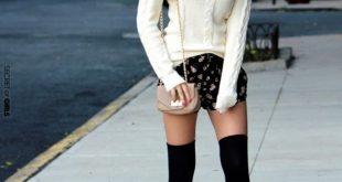 How to Wear Knee High Socks #kneeHighSocks #socks #sock #wearSocks #beauty