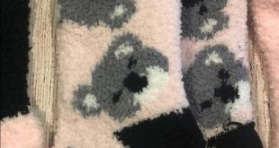 3 Pairs of Fuzzy Socks Ankle length fuzzy socks. 3 pairs. One with black body an...