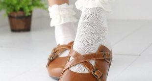 Japanese Kawaii Women White Lace Ankle Socks Lovely Ladies Princess Frilly Sock ...